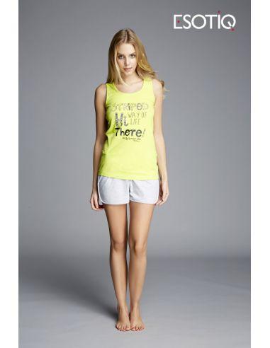Ženska poletna pižama Kita 33003 -71X 33006 -71X