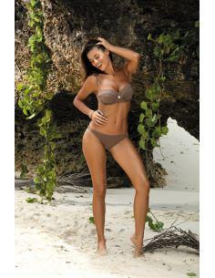 Ženski kupaći kostim Brittany Dark Taupe M-393 (4)