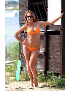 Ženski kupaći kostim Cathy M-048 Orange
