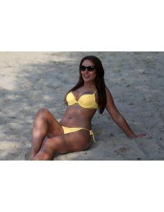 Ženski kupaći kostim Cathy M-048 Yellow Cab