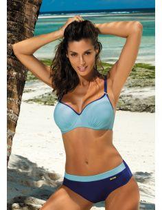 Ženski kupaći kostim Doreen Mirtillo-Cristallo M-435 (6)