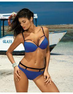Ženski kupaći kostim Nathalie Royal Blue M-391 (16)