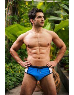 Muške kupaće gaćice Brevo plava